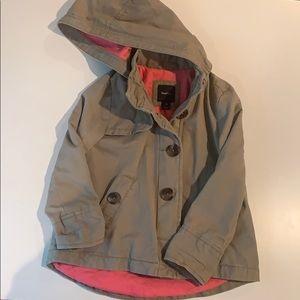 GAP Toddler Girl Jacket XS Size 4-5